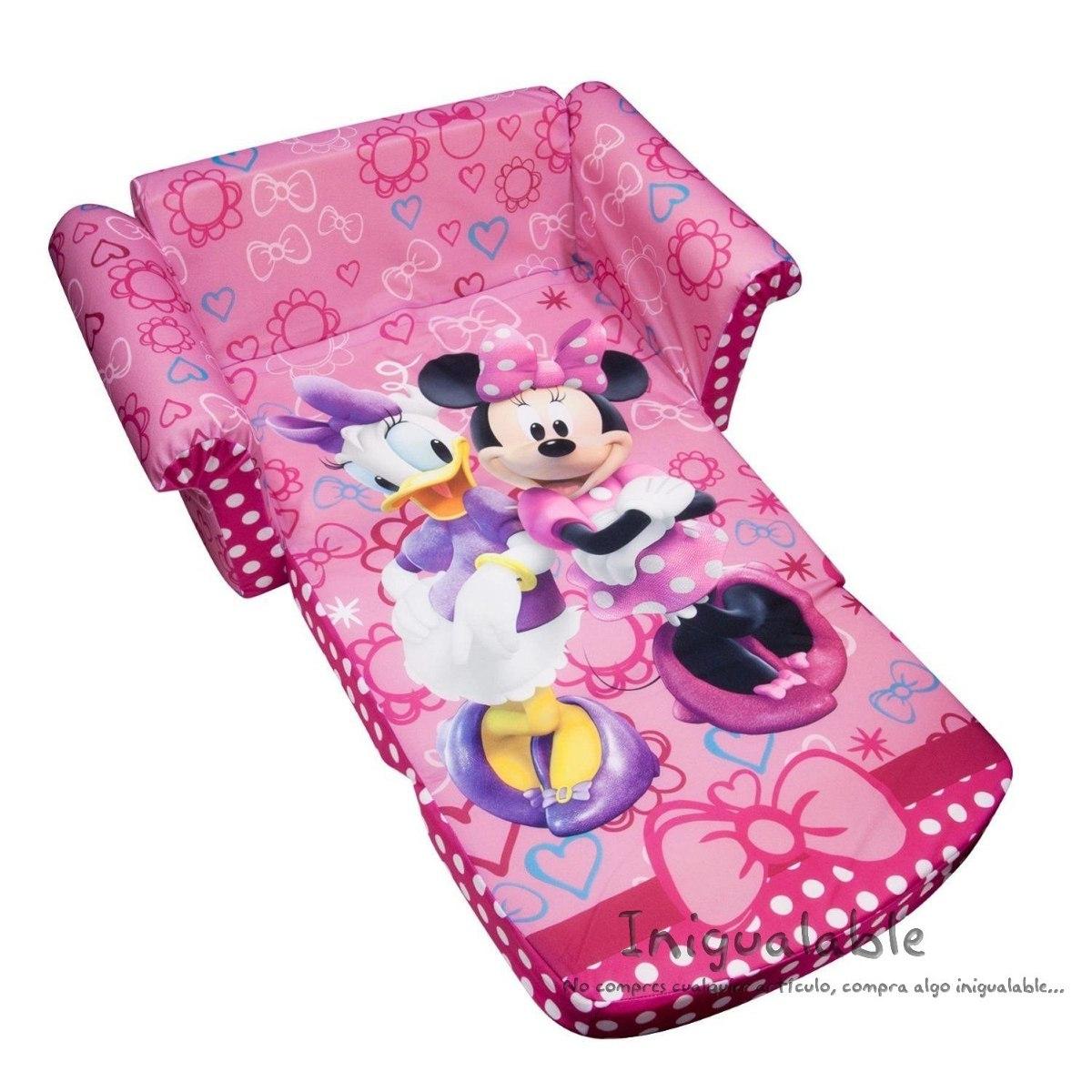Sofa cama Para Nios De Minnie Mouse 270000 En