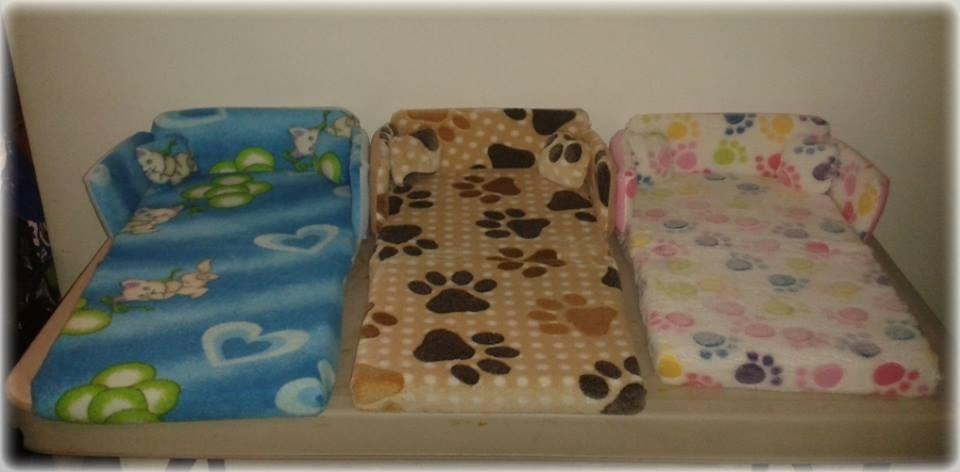Sof cama para perros y gatos en mercado libre for Tamanos de camas en mexico