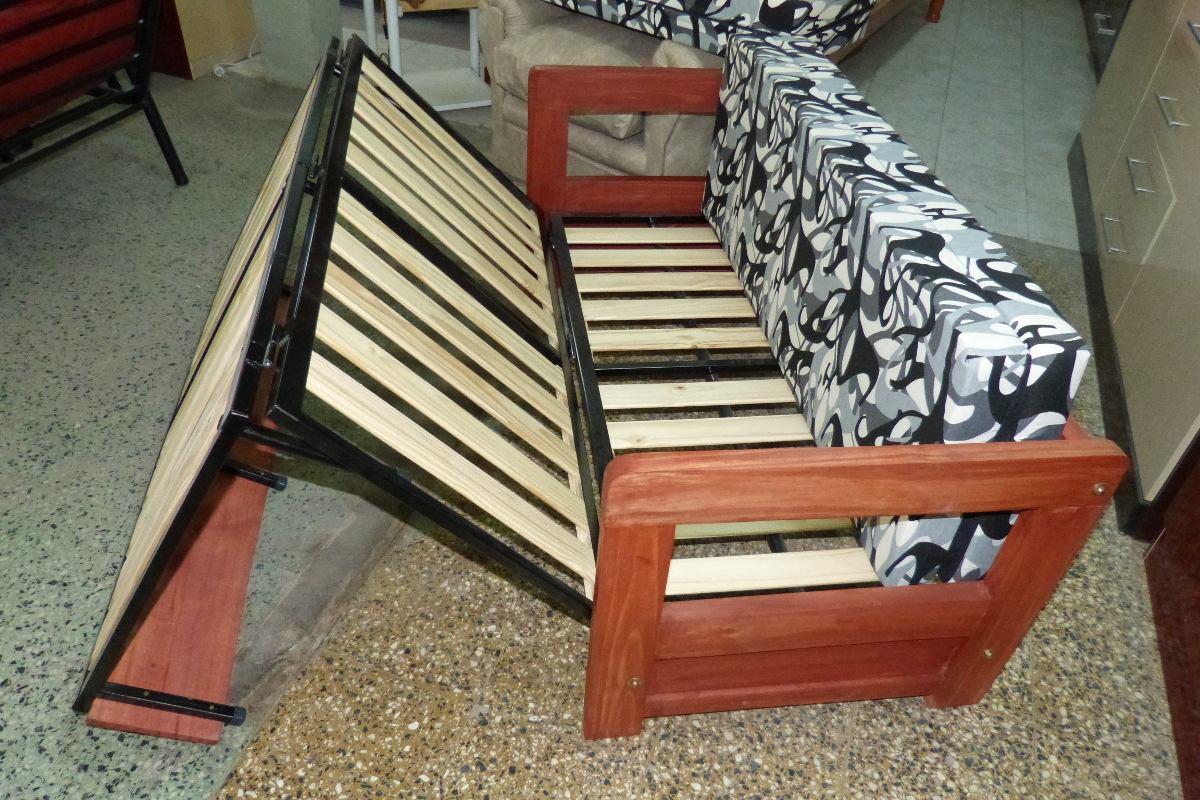 Sofa Cama Plazas Cargando Zoom