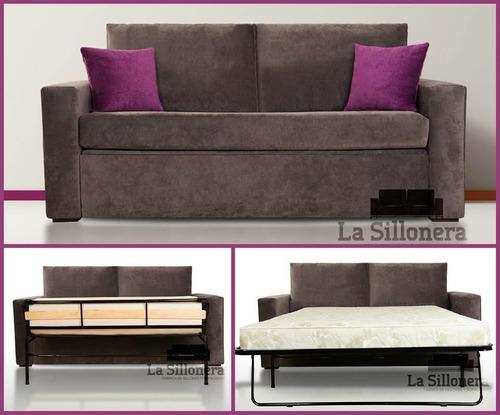 sofá cama plazas,