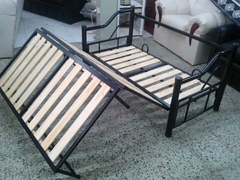 Sofa Cama Plegable Dos Plazas