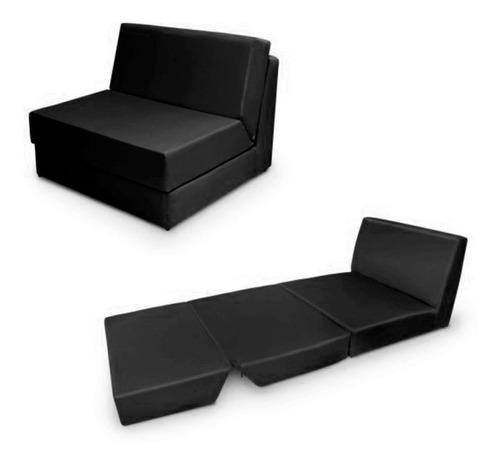 sofá cama scala  dos puestos 100 x185 envio gratis