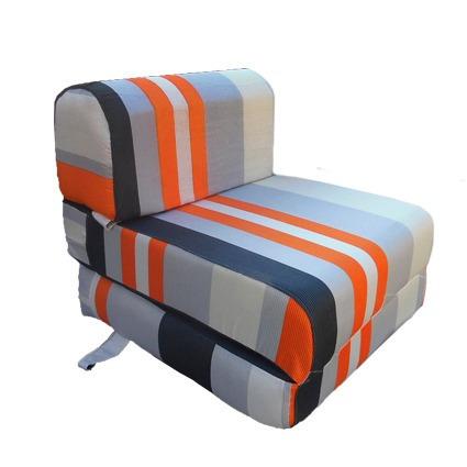 sofa cama sillon cama 1 plaza con cierre 0 65x1 80 d15