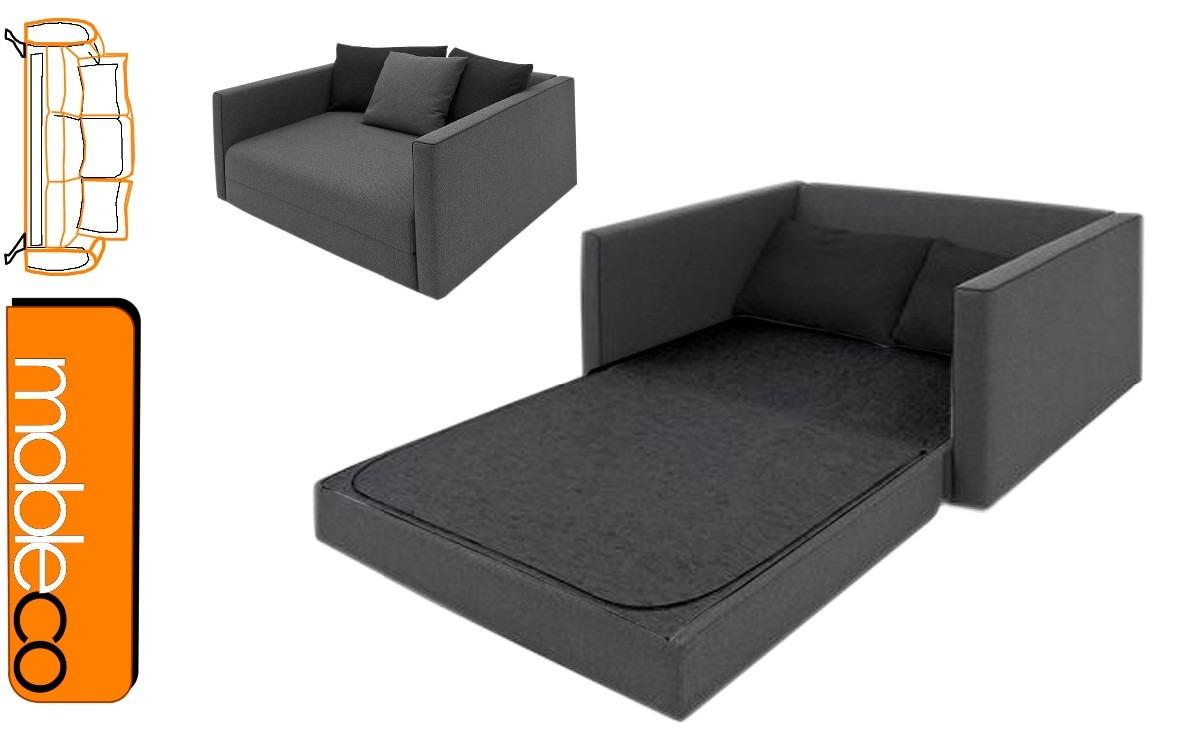 Sofa cama sofacama futon sillon sala mobleco envio gratis for Futon cama 2 plazas