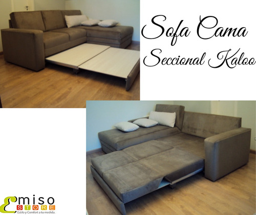 Sofa Camas Seccionales - S/. 1.550,00 en Mercado Libre - photo#35