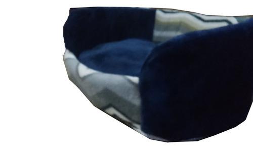 sofá caminha pet para cachorro porte médio gato / tam grande