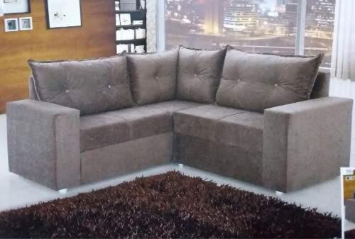 sofá canto 1080 (entrega do pra grande sp)