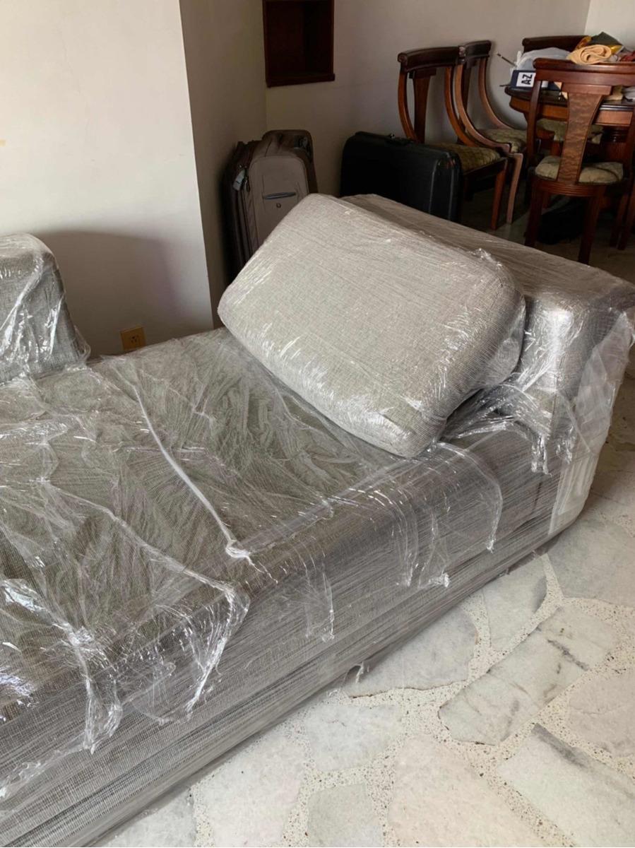 Sofa Chaise Lounge Usado Cali 400 000 En Mercado Libre