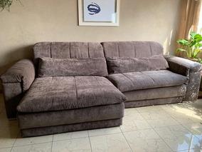 Terrific Sofa Chaise Retratil 4 Lugares 2 90 X 1 55 Aberto Imper Pdpeps Interior Chair Design Pdpepsorg