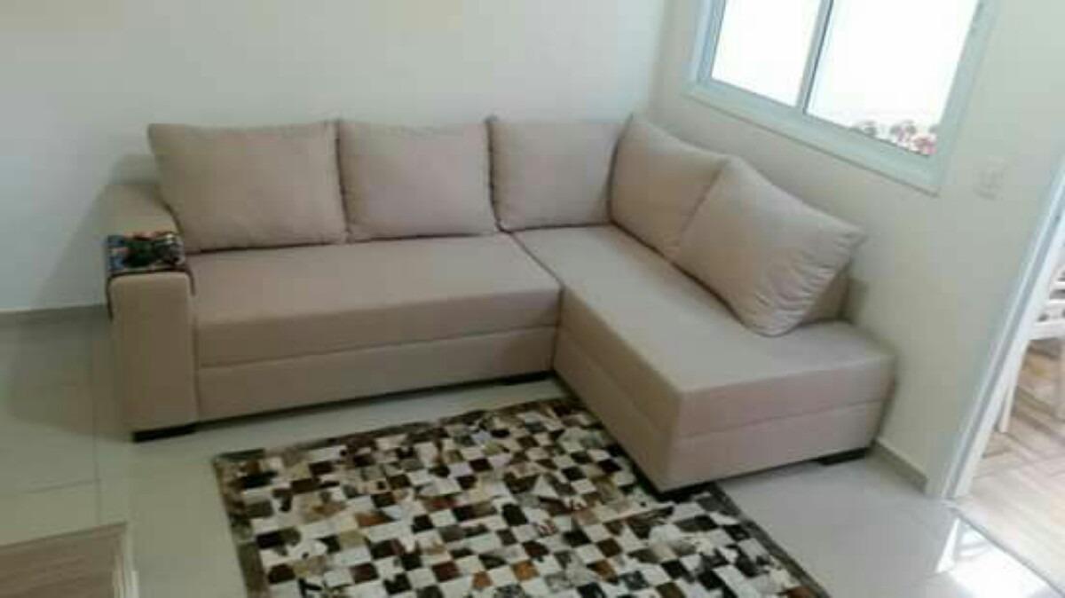 Sofa Com Cheese No Suede - R$ 2.200,00 em Mercado Livre