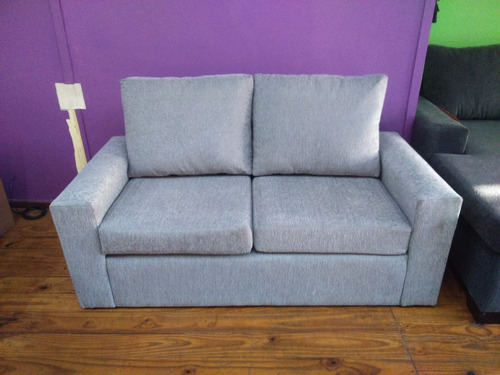 sofa  de 2 cuerpos fabrii !! 1.50x0.70