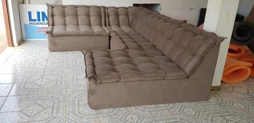 sofa de canto elegance