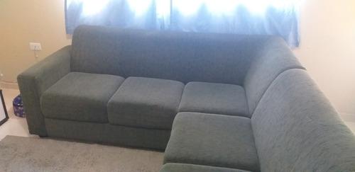 sofá de canto (usado)