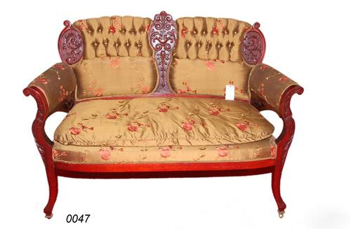 sofá de dos plaza