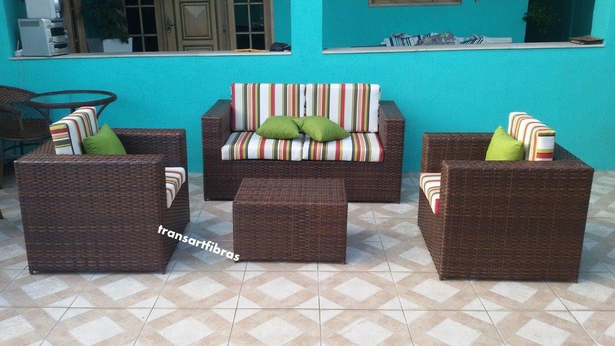 Sofa De Fibra Sintetica Para Area Externa Potrona Cadeira ...