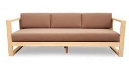 Sofa De Madera Ideal Para Cualquier Terraza