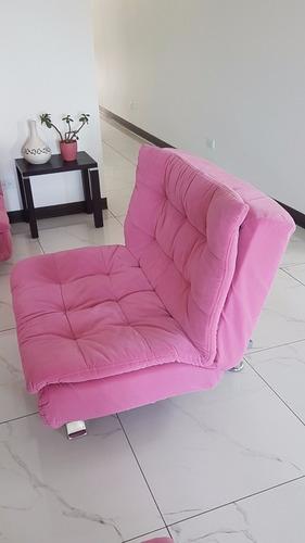 sofa de microfibra reclinable para una y para dos personas