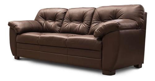 sofa de piel - derby  - conforto muebles