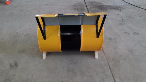 sofa de tambor