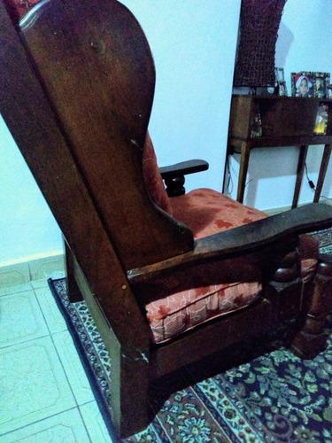 sofa de un cuerpo de algarrobo