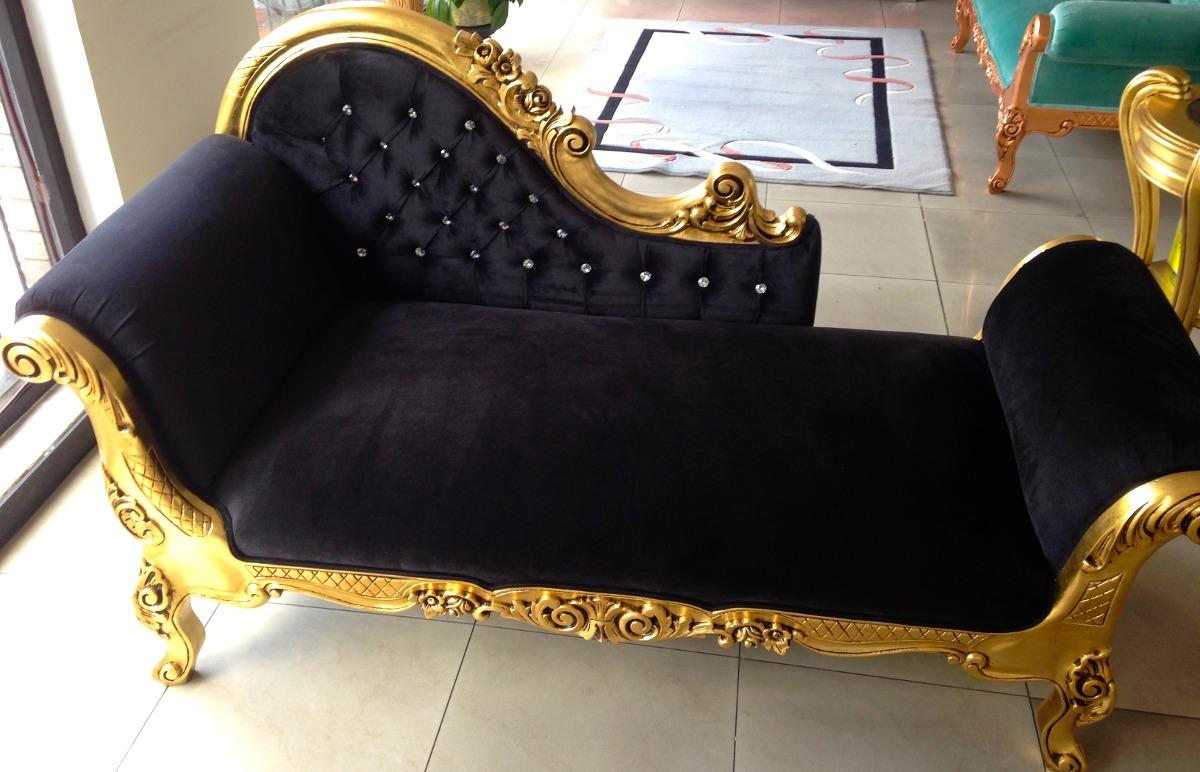Sofa divan vintage cheslong en mercado libre for Vintage divan sofa