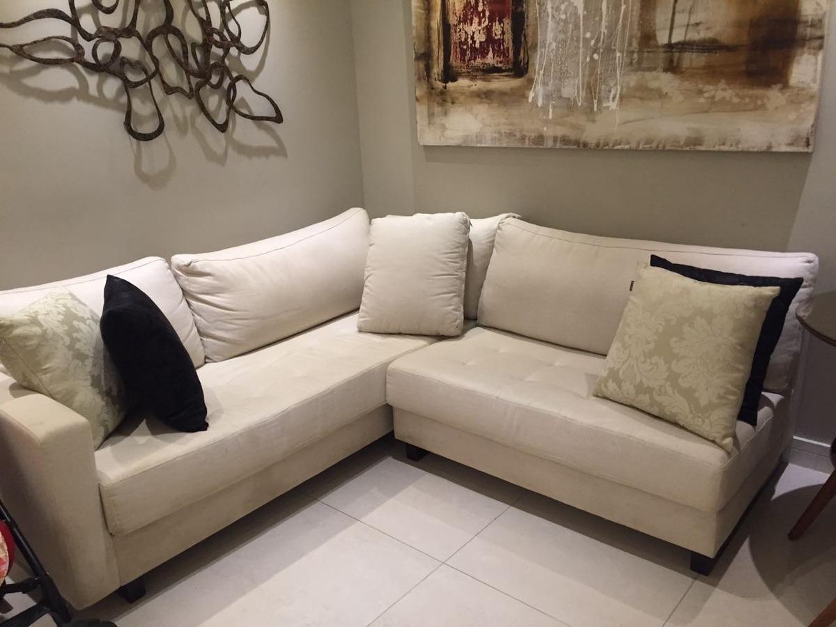 Sofa Em L - R$ 1.300,00 em Mercado Livre