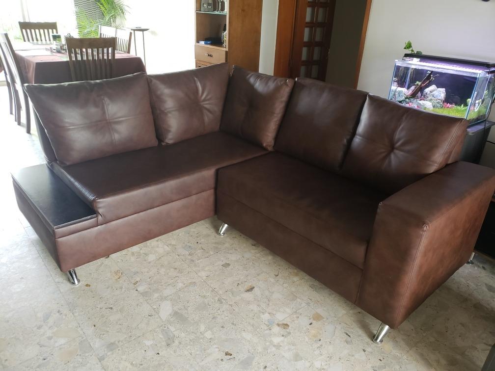 Sofa En Forma De L 500000 En Mercado Libre