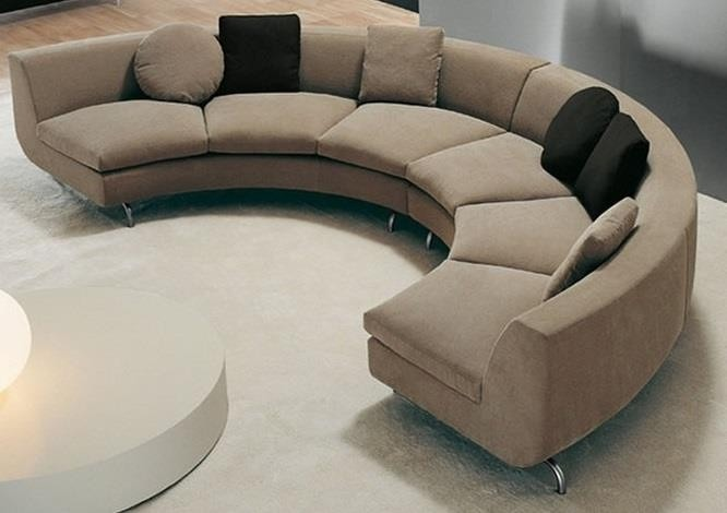awesome elegant sofa en diseo moderno color marron with sofas de diseo moderno with sofas con diseo - Sofas De Diseo
