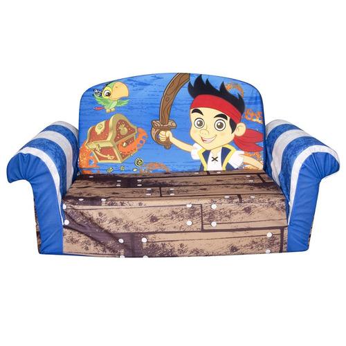 sofá espuma tapizado niños decoración habitación jake