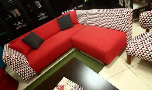 sofá esquinero