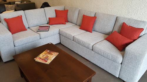 sofa esquinero   alta calidad   montetrani  .