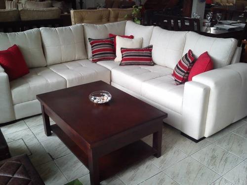 sofa esquineros a medida y en la tela de tu agrado