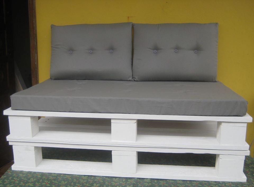 Sof feitos de palletes completo r 350 00 em mercado livre for Divan cama completo