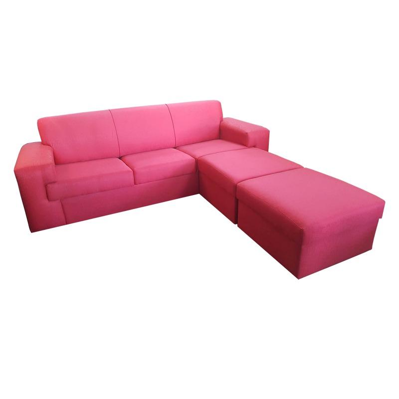 Sof grande comodo chaise longue con islas gh for Sofas grandes y comodos