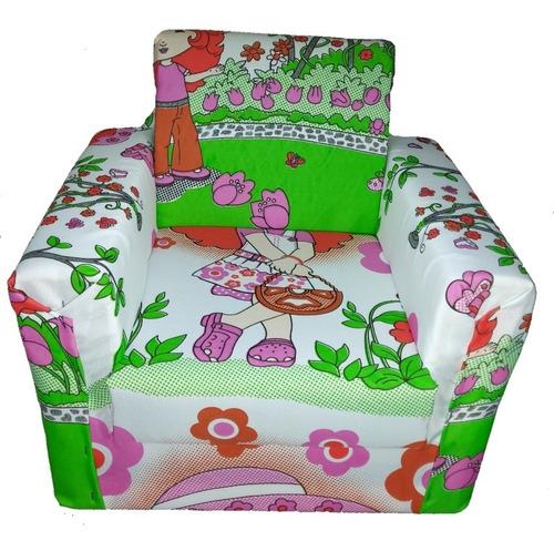 sofá infantil de criança menino menina poltrona sofazinho 01