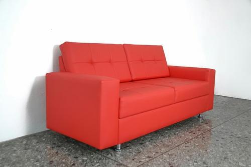 sofa modelo bima 3 puestos somos fabricantes