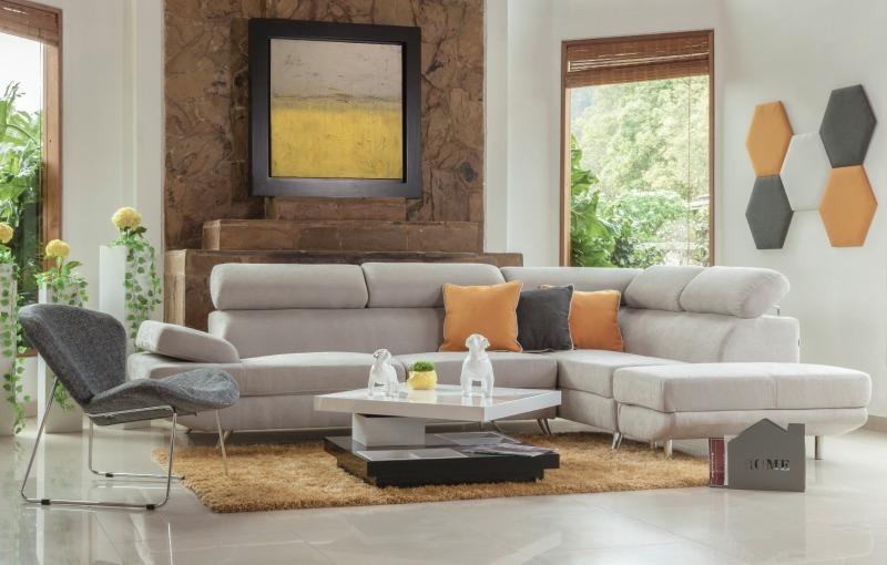 Sofa Moderno Para Sala En L Viena 3 931 250 En Mercado Libre