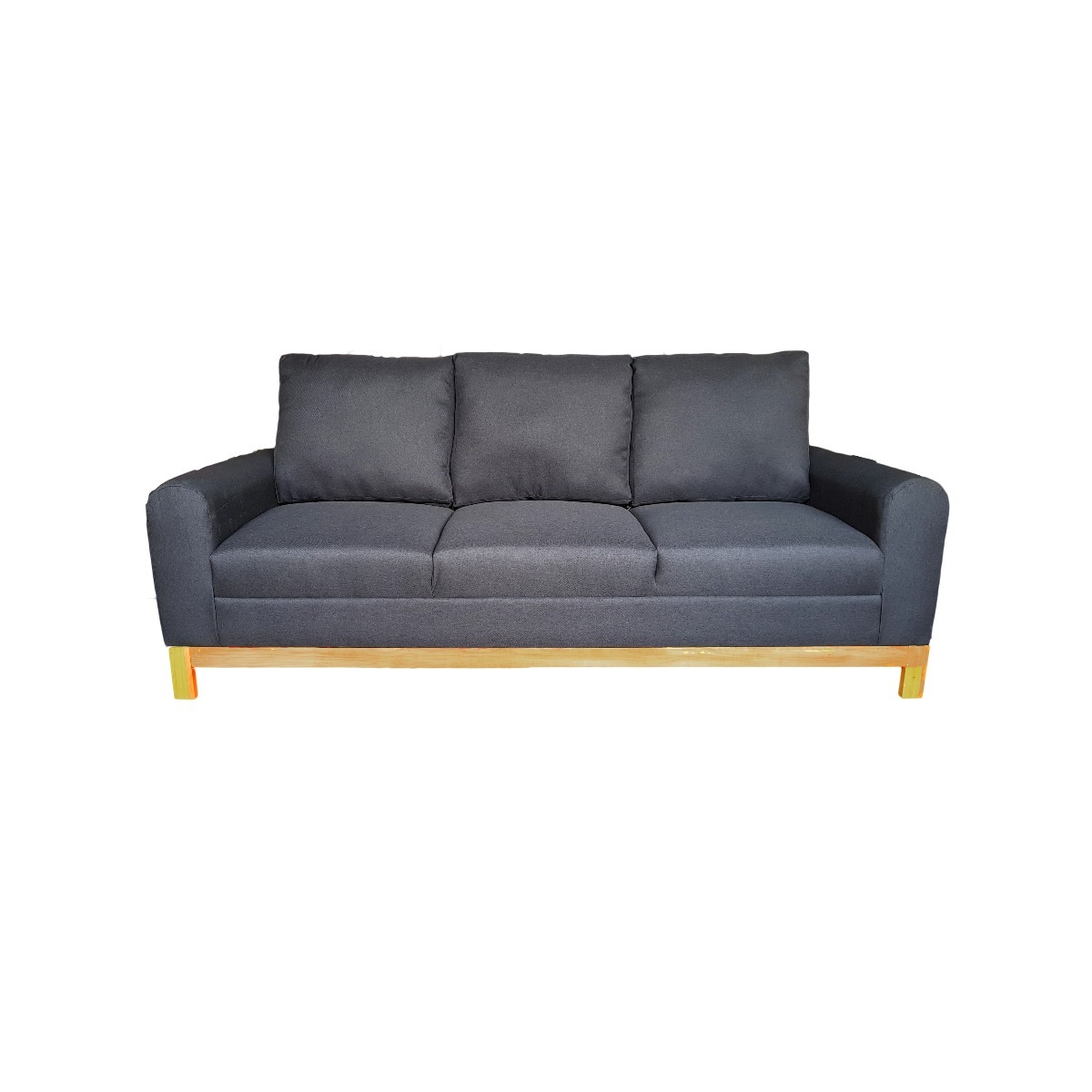 Sof moderno para sala sill nes baratos en m xico for Sillones usados baratos