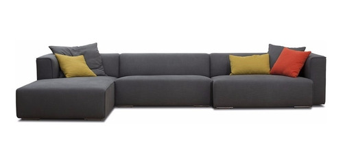 sofá modulado + chaise promoção