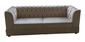 Sofa Modulado Luxo Design Moderno Brinde Surpresa