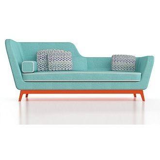 sofa mueble sillon moderno retro vintage