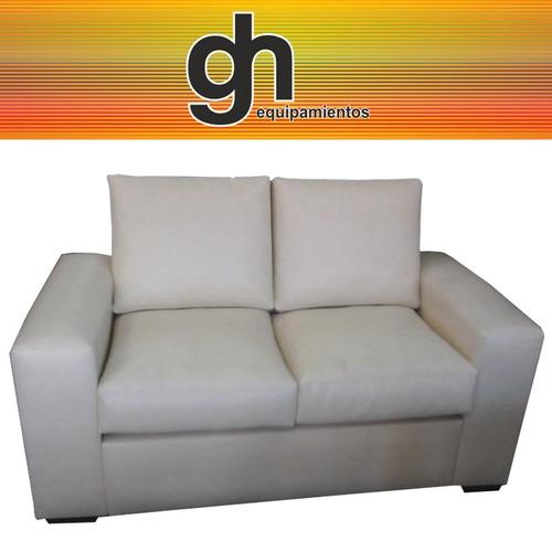 sofá muy cómodo, 100% almohadones sueltos, imperdible!!