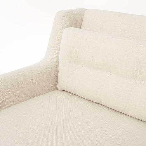 sofá oporto 3 cuerpos - arena