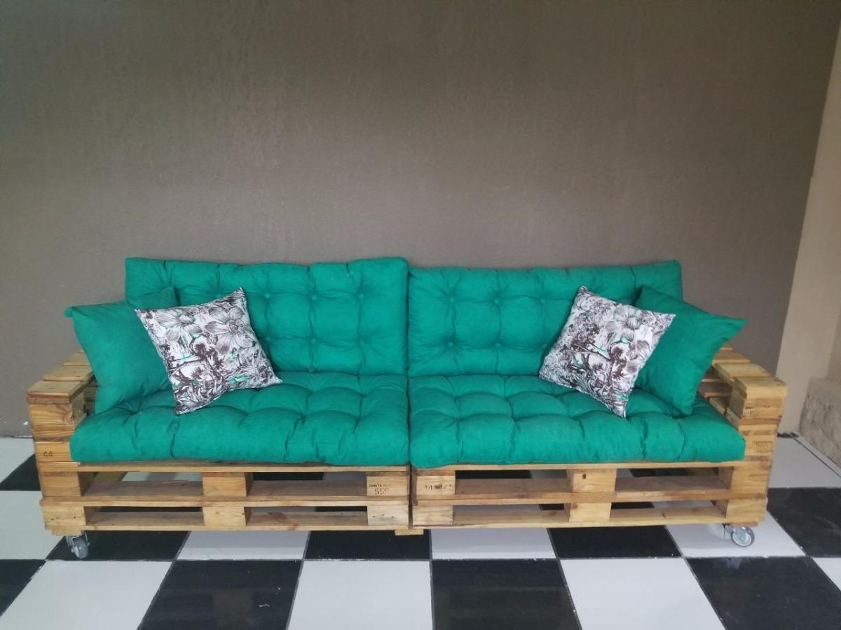 Sofá Pallet - R$ 980,00 em Mercado Livre