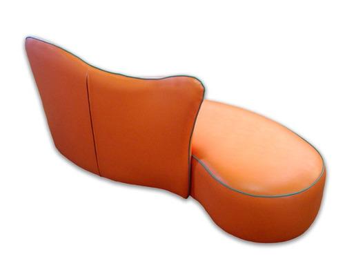 sofá pé palito modelo feijão