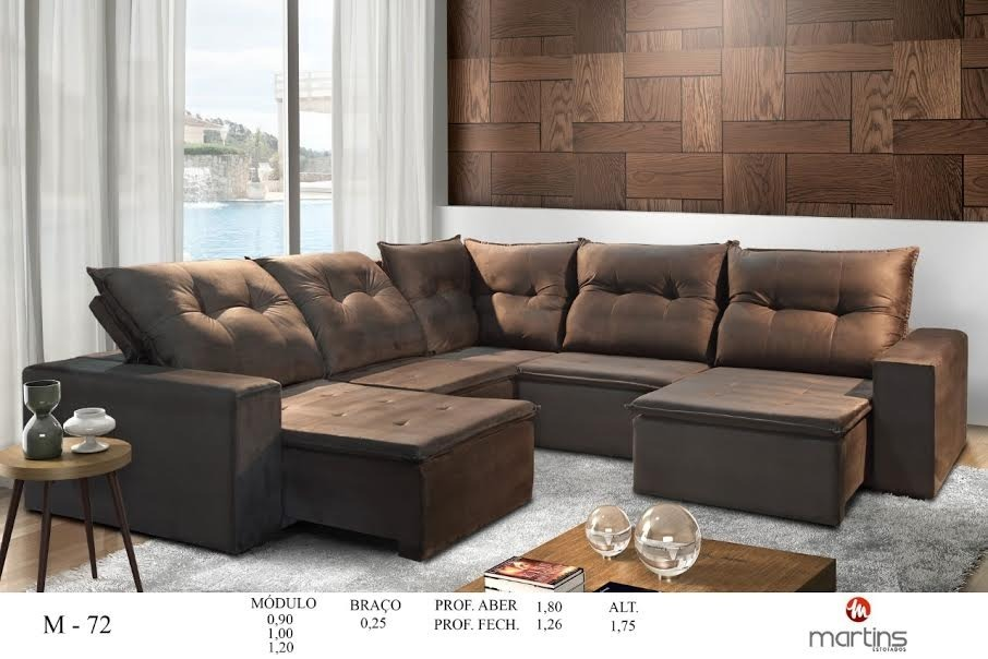Sofa Retratil De Canto   www.resnooze.com