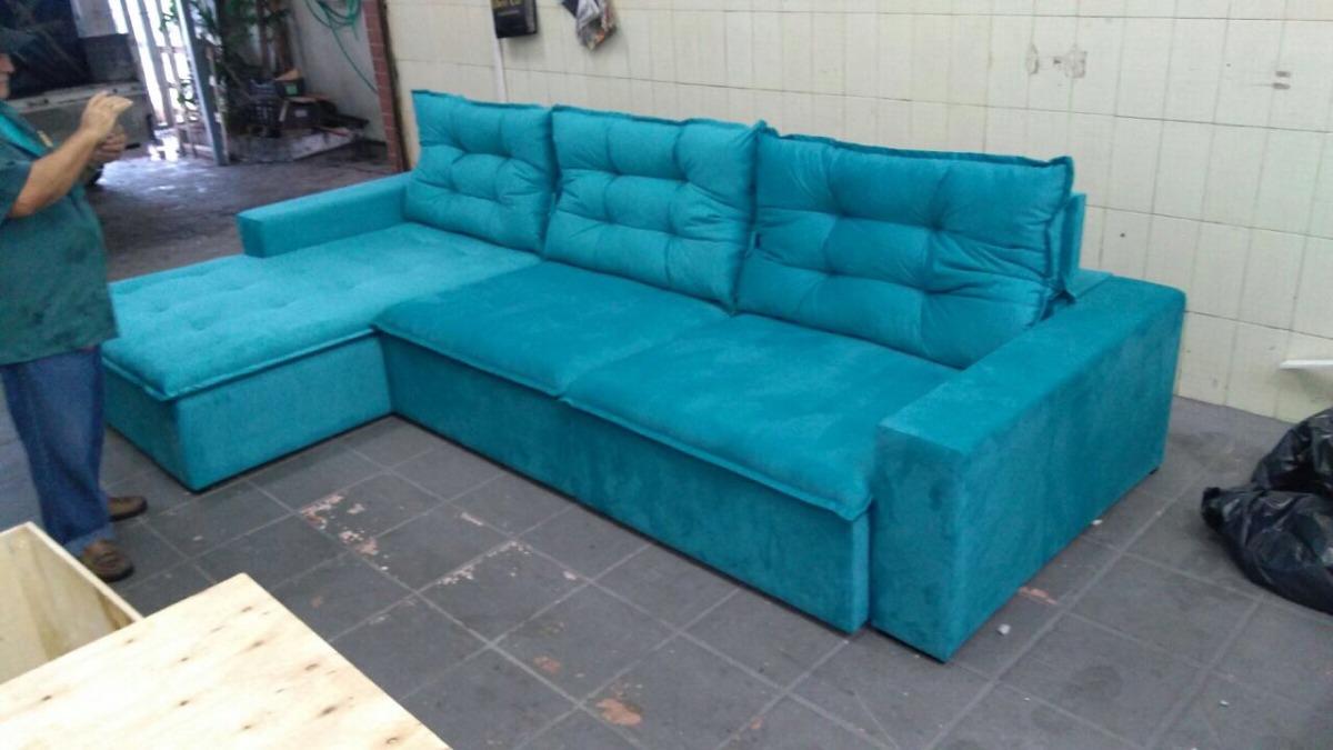 Incredible Sofa Retratil E Reclinavel Com Chaise Somos Fabrica Evergreenethics Interior Chair Design Evergreenethicsorg