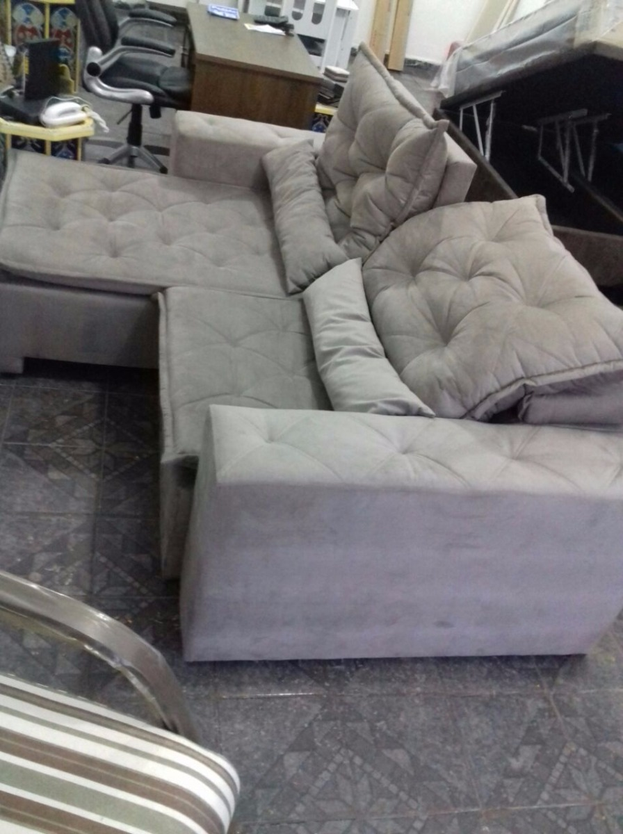 9bbd2f11b Estofado sof retratil reclinavel 4 lugares dallas Living Room