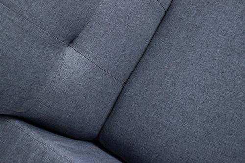 sofá sala sillón loveseat sky passion 2 cp - colores varios