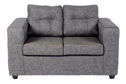 sofá sevilla 2 cuerpos - ceniza